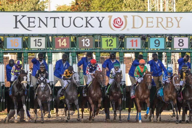 Kentucky Derby Post Positions Set