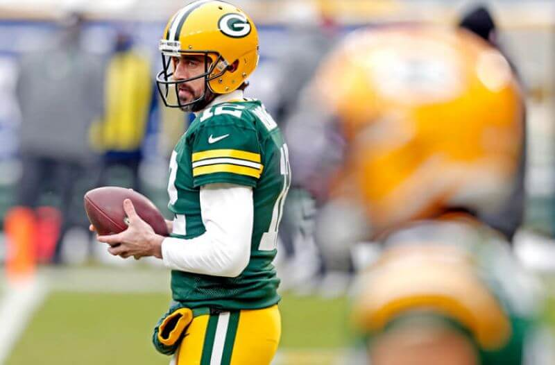 NFL Next Team Odds: Where Will Rodgers Play In 2021?