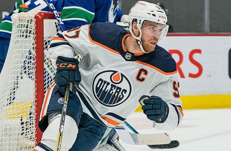 How To Bet - 2021 NHL MVP Odds: McDavid Running Away as Favorite