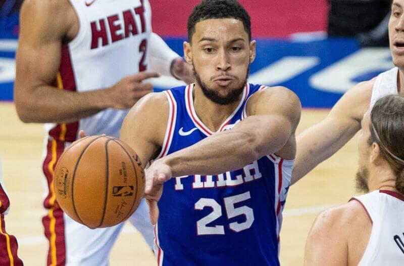 Ben Simmons NBA Philadelphia 76ers