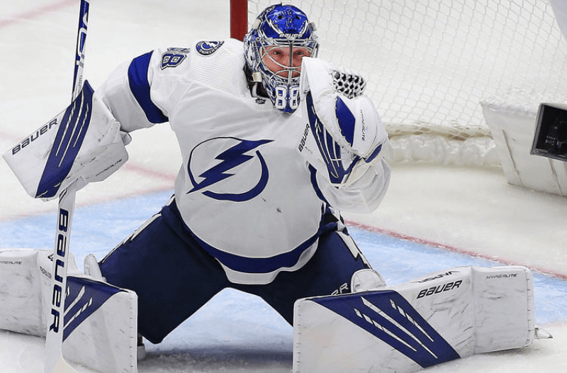 2021 Stanley Cup Odds: Lightning Bolt To Favorite's Role