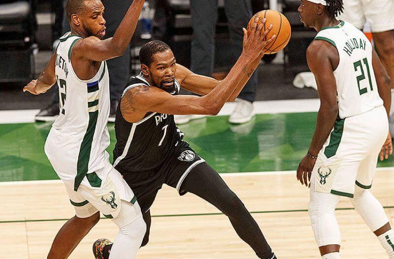 Bucks vs Nets Game 5 Picks and Predictions: Milwaukee Takes Advantage of Injured BK