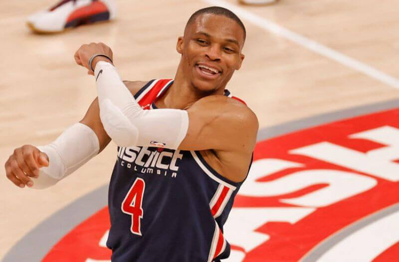 Russell Westbrook Washington Wizards NBA
