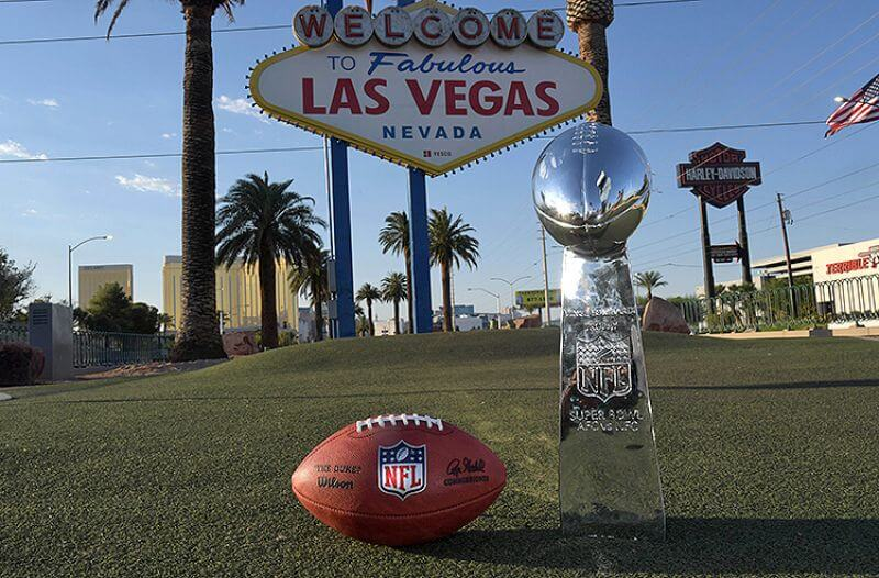 Vegas Always Wins Big in Super Bowl Betting