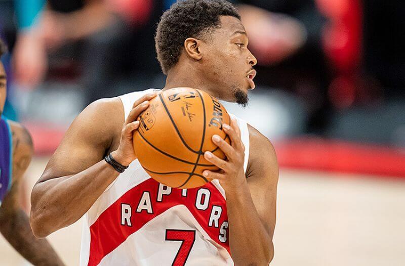 Kyle Lowry Toronto Raptors NBA