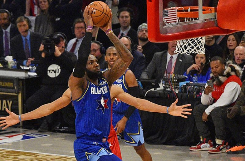How To Bet - NBA All-Star Game Picks and Predictions: Team LeBron vs Team Durant