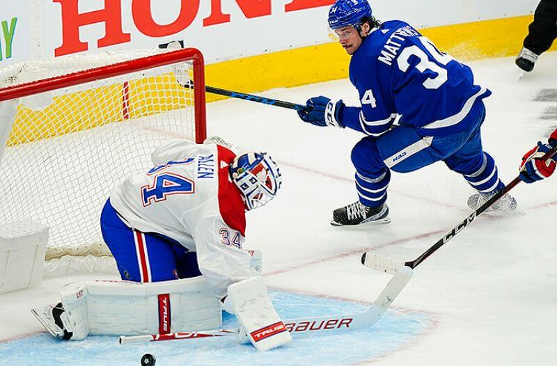 Maple Leafs vs Canadiens Picks: Blooming Buds Overwhelm Struggling Habs