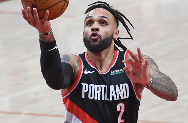 Gary Trent Jr. NBA Portland Trail Blazers