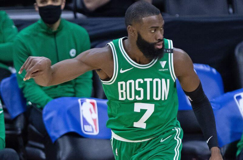 Jaylen Brown NBA Boston Celtics
