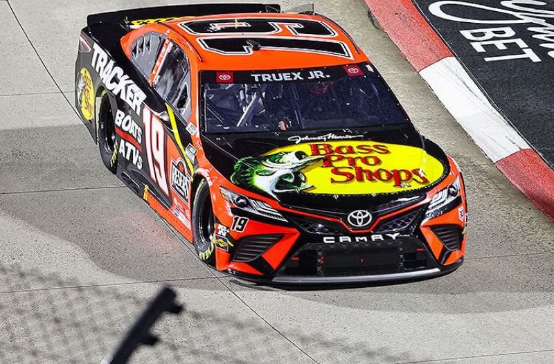 NASCAR Toyota Owners 400 Odds: Truex Jr. on Top