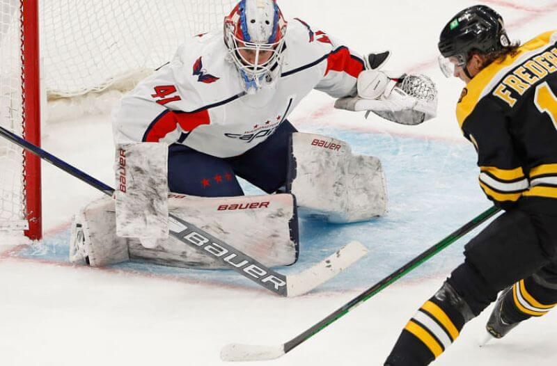 Capitals vs Bruins Picks: Can the B's Get One Back?