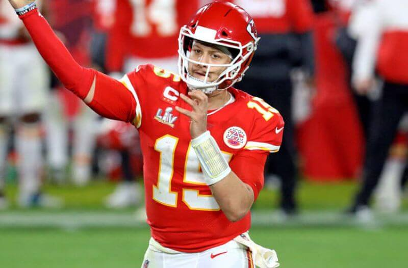 2021 NFL MVP Odds: Mahomes the early favorite