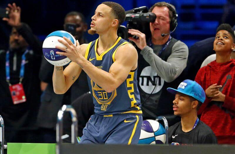 NBA 3-Point Contest Picks: Curry Hot Enough?