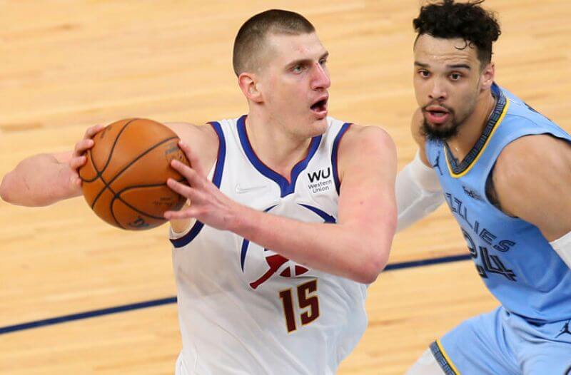 2021 NBA MVP Odds: Jokic Odds-On Favorite