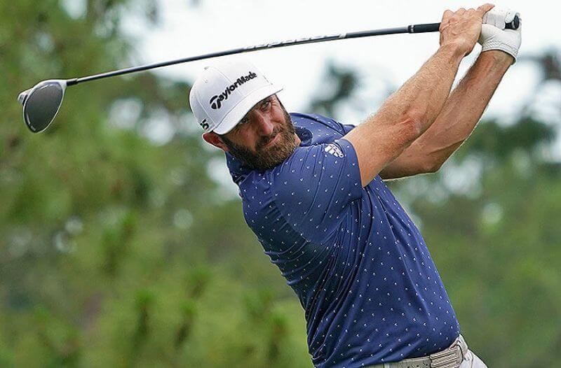 PGA Championship Odds: Johnson, Thomas Tied Atop Board