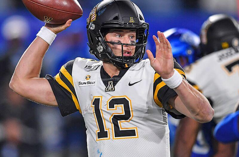 How To Bet - Myrtle Beach Bowl: Appalachian State vs North Texas Picks