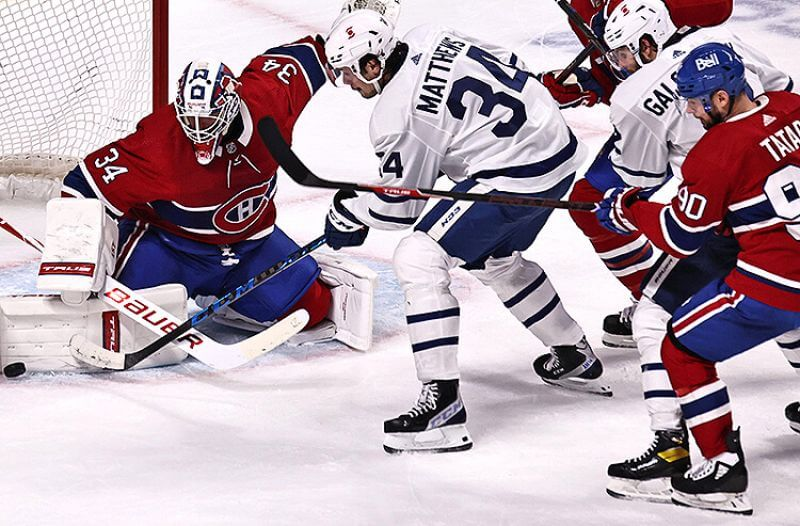 How To Bet - Maple Leafs vs Canadiens Picks: Potential Playoff Preview?