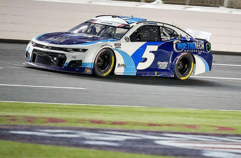 NASCAR Cup Series Odds: Surging Larson Holds No. 1 Spot