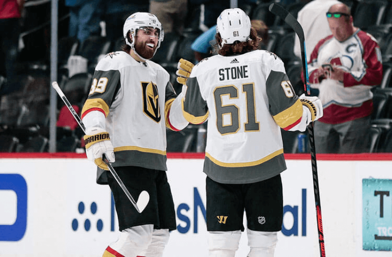 2021 Stanley Cup Odds: Golden Knights New Favorites, Book Backs Canadiens