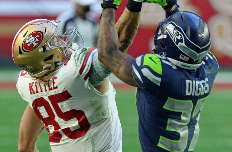 NFL Divisional Odds: Niners Favored in Tight NFC West