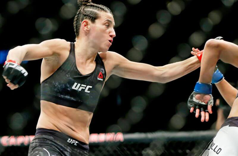 Marina Rodriguez UFC Fight Night