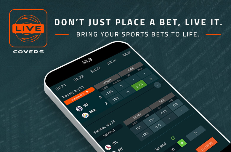 live sports betting applications