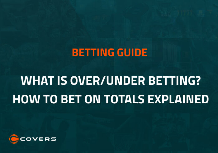 explaining over under betting results