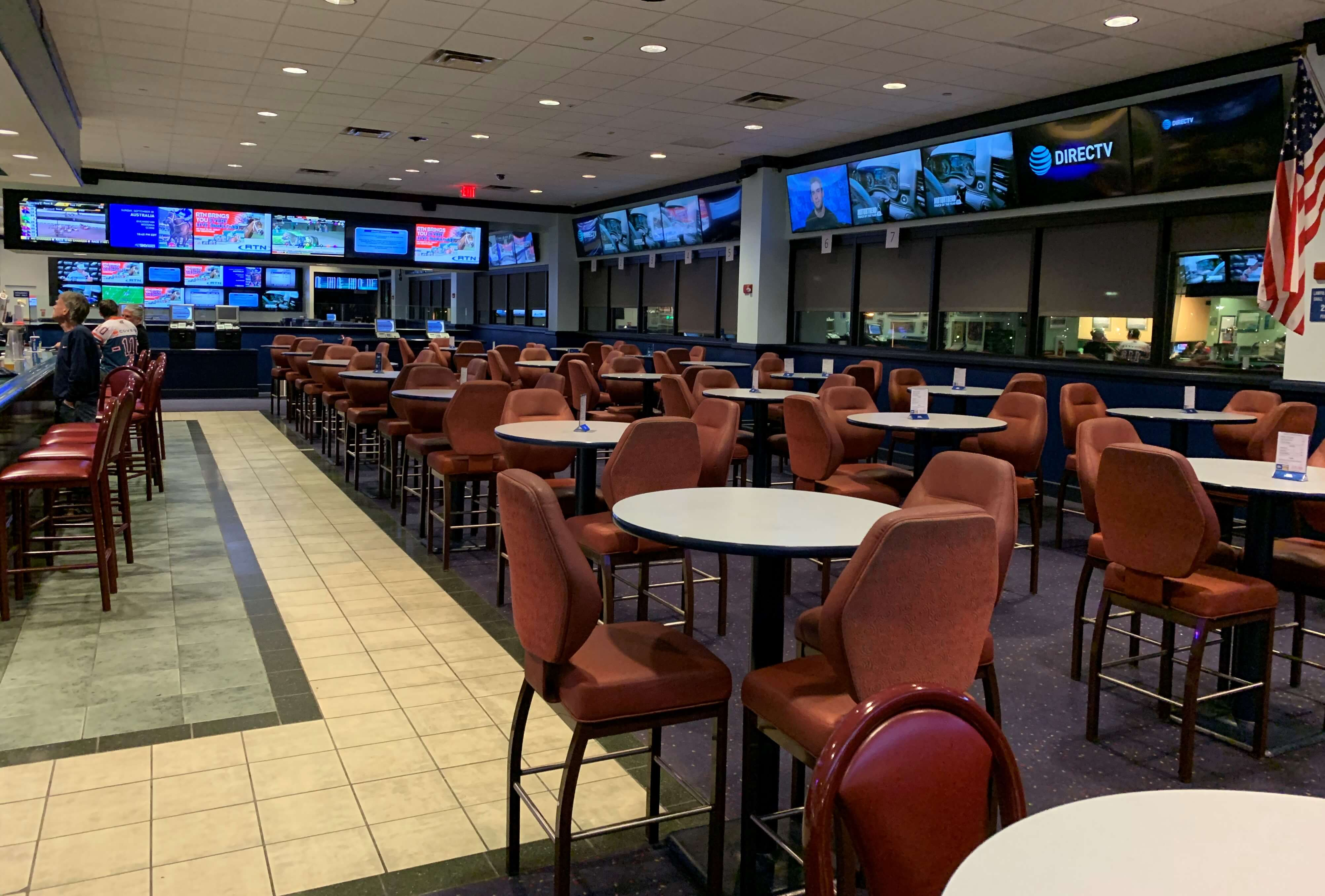 A review of the South Philadelphia Race & Sportsbook