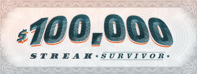 Streak Survivor - Covers Contests
