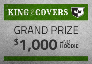 King Of Covers Covers Contests