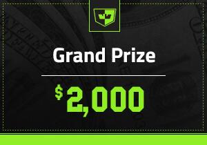 $2,000 Cash