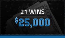 $25,000 Cash