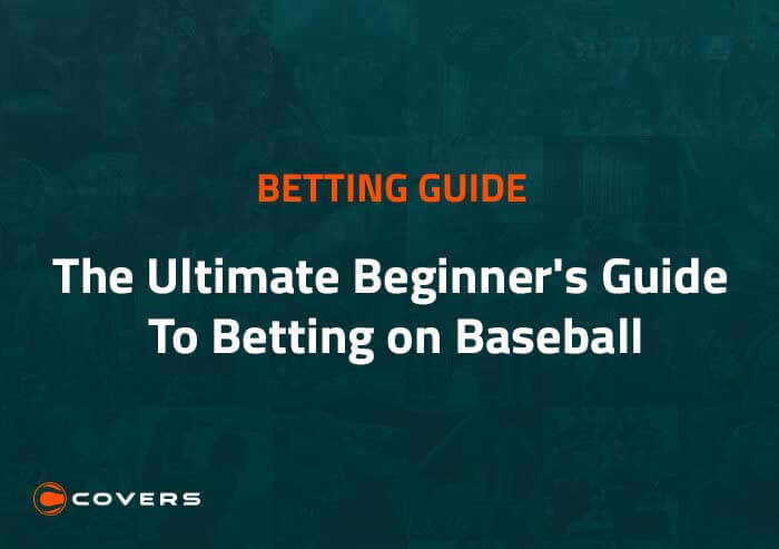 How To Bet - The Ultimate Beginner's Guide To Betting on Baseball