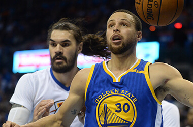 Monday's NBA Game of the Day: Golden State Warriors at Oklahoma City Thunder