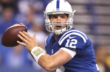 Sunday Night Football: Patriots at Colts
