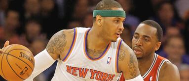 NBA doubleheader: Knicks at Bulls, Thunder at Warriors