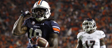 College football line watch: Auburn backers act now
