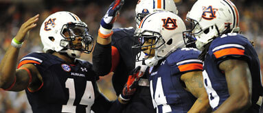 NCAAF Opening Line Report: Story behind BCS bowl odds
