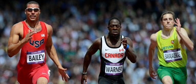 Olympic betting: 100-meter world record odds on the move
