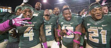 College football line watch: Keep tabs on Baylor total