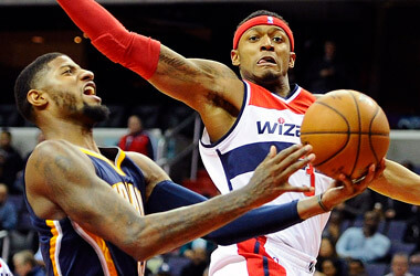 Friday's NBA Game of the Day: Pacers at Wizards