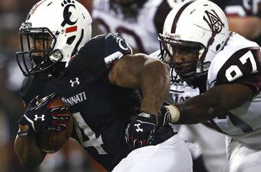 NCAAF Line Watch: Keep an eye on the total in Temple-Cincinnati