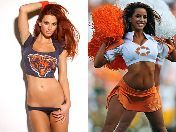 All 32 Nfl Team S Super Bowl Odds And Cheerleaders
