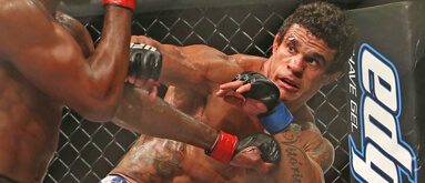 UFC on FX 8 betting: Belfort undervalued by MMA public