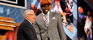 NBA Draft props that paid: Underdog Bennett goes No. 1