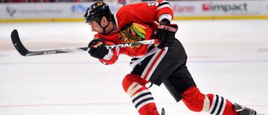 Blackhawks' Bolland, Emery out for Game 1
