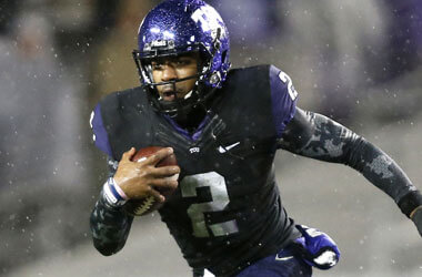 How To Bet - TCU's Trevone Boykin arrested in San Antonio, books move Frogs to +7