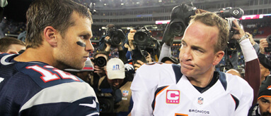 NFL Week 12 opening line report: Manning has more than Brady