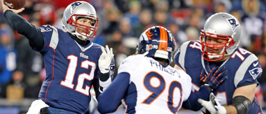 Patriots at Broncos: What bettors need to know