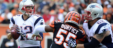 Sunday's NFL Week 6 betting cheat sheet: Late action
